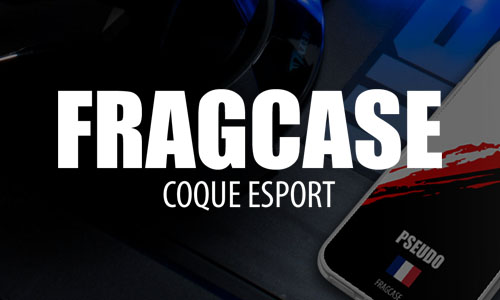 Coque Esport FRAGCASE